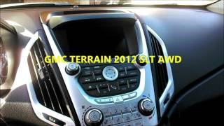 Download GMC TERRAIN SLT AWD 2012 encendido remoto Video