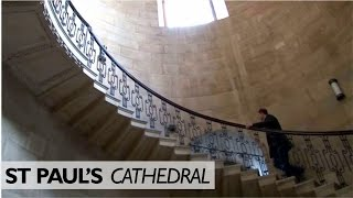 Download The Secret Rooms of St Paul's Cathedral Video