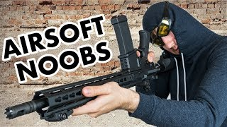 Download 10 Kinds Of AIRSOFT NOOBS Video