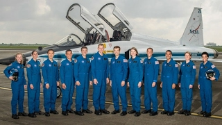Download NASA Unveils 12 New Astronauts with Final Destination Goal being Mars Video
