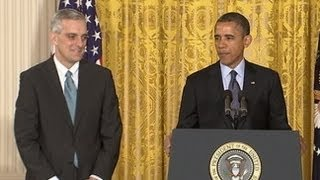 Download Denis McDonough Named New Chief of Staff by President Obama Video