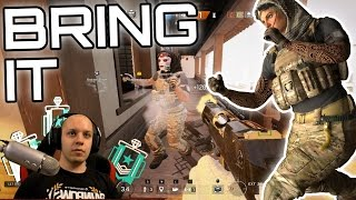 Download ASCENDING TO THE NEXT LEVEL! - Rainbow Six Siege Velvet Shell Video