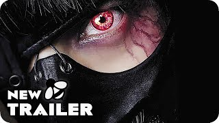 Download TOKYO GHOUL Trailer (2017) Live Action Movie Video