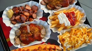 Download Street Food In Germany   Amazing Street Foods In Germany Video