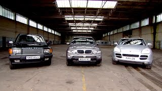 Download Second Hand Heroes: 4x4s - Fifth Gear Video