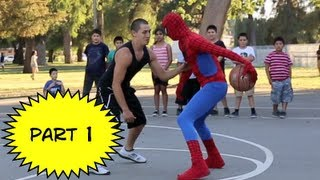 Download Spiderman Basketball Episode 1 Video