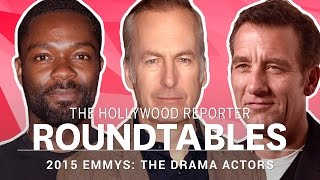 Download Raw, Uncensored: THR's Full, Drama Actor Roundtable With Bob Odenkirk, David Oyelowo and More Video