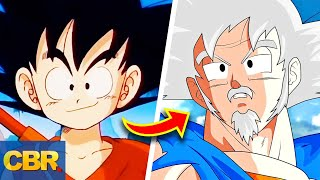 Download The Evolution Of Goku From Dragon Ball Video