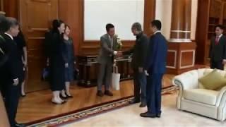 Download Jack Ma jumpa PM Video
