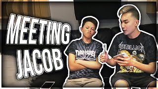 Download Meeting Jacob Sartorius for the first time!!! Video