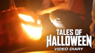 Download Neil Marshall's Killer Pumpkins | TALES OF HALLOWEEN | Day 4 Video Diary Video