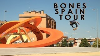 Download Bones Spain Tour Video