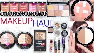 Download Drugstore Makeup Haul 2016 | Beauty with Emily Fox Video