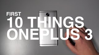 Download OnePlus 3: First 10 Things to Do! Video