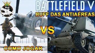 Download BATTLEFIELD V - COMO JOGAR BEM COM OS AVIÕES APÓS O BUFF DAS ANTIAÉREAS - BFV GAMEPLAY Video