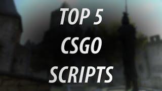 Download Top 5 CSGO Scripts Video