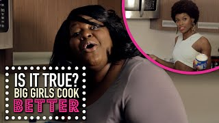 Download Fat Girls Cook Better? - Is It True Video