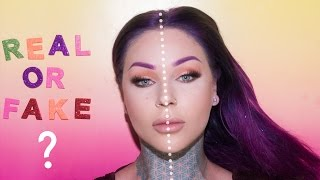 Download Knock Off vs Real Kylie Jenner The Bronze Eyeshadow Palette | KristenLeanneStyle Video
