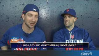 Download #HelloJerry! David Wright joins Jerry Blevins to answer your questions! Video
