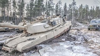 Download This Vehicle Can Free A Stuck M1 Abrams Tank Video