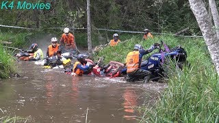 Download 4x4 ATV Off-Road, water, mud race | Lejasciems 2018 Video