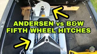 Download Andersen Aluminum vs B&W Companion Fifth Wheel Hitches Video