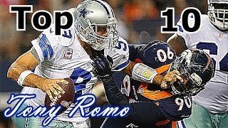 Download Tony Romo Top 10 Plays of Career Video