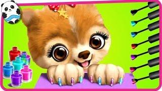 Download Fun Animals Care & Santa Makeover - Christmas Animal Hair Salon 2 - Dress Up Game for Kids Video