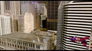 Download Huge HO layout at the Chicago Museum of Science and Industry Video