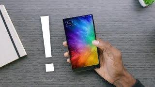 Download The Bezel-less Smartphone: Xiaomi Mi Mix! Video