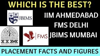 Download IIM Ahmedabad VS FMS Delhi VS JBIMS Mumbai. Know the Best MBA institute for Top Placements and ROI Video