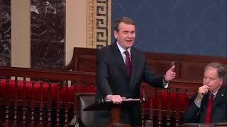 Download FULL VIDEO: Bennet rails against Cruz, government shutdown Video