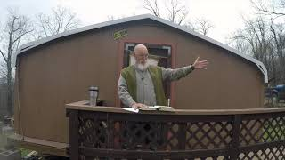 Download Pastor Joe Fox, Shofar Mountain Sermon: Unleavened Bread Video