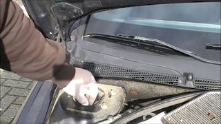 Download How to replace interior/cabin filter Renault laguna 1 Video