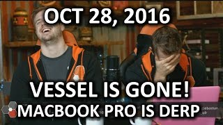 Download The WAN Show - Vessel is GONE, Vine is GONE, Macbook Pro is Derp! - October 28, 2016 Video