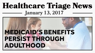 Download Medicaid for Children Leads to Better Outcomes Later in Life Video