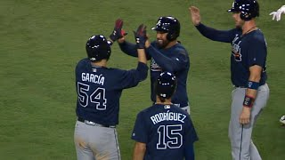 Download 7/21/17: Garcia, Flowers power Braves to 12-3 victory Video
