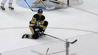 Download Cole heads off after using face to block Josi's clapper Video