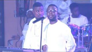 Download Watch Prophet Israel Oladele Ogundipe (Genesis) leading praises during January 2019 New Moon Service Video