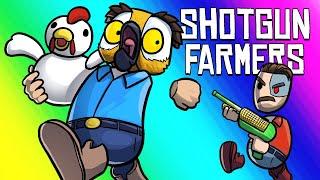 Download Shotgun Farmers Funny Moments - Menu Freestyle and Rando Dave! Video