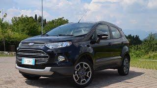 Download Ford Ecosport: Il test drive di HDmotori.it Video