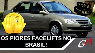 Download TOP 6 PIORES FACELIFT QUE AS MONTADORAS JÁ FIZERAM! Video