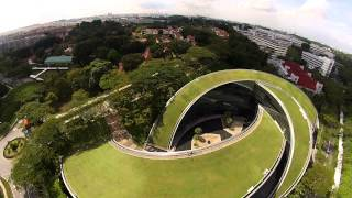 Download See NTU From Above-Amazing Aerial View of Nanyang Technological University, Singapore Video
