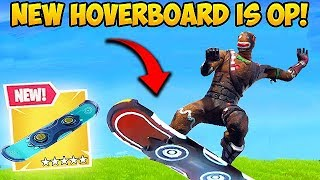 Download *NEW* HOVERBOARD IS INSANE! - Fortnite Funny Fails and WTF Moments! #416 Video