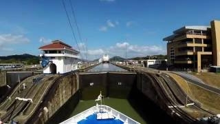 Download Panama Canal - Full Transit- Time Lapse Video