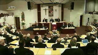 Download Assemblée des évêques - Séance d'ouverture (printemps 2017) Video