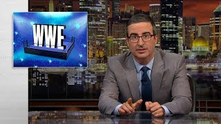 Download WWE: Last Week Tonight with John Oliver (HBO) Video