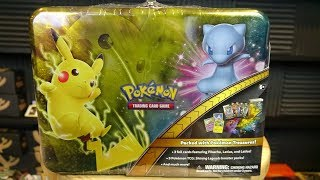 Download Shining Legends Collector's Chest Tin - Pokemon Opening Video