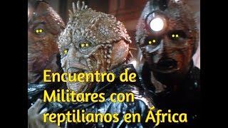 Download Encuentro de Militares vs reptilianos en África Video