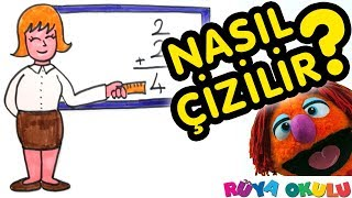 Download Öğretmen Nasıl Çizilir? - 👩🏫 - Öğretmenler Günü - RÜYA OKULU Video